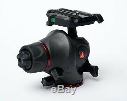 Manfrotto MH055M8-Q5 Photo-Movie Tripod Head with Q5 QR Plate -NR $15 Prty Ship