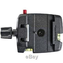 Manfrotto MH057M0 057 Ball Head + MSQ6 Quick Release Adapter with Plate