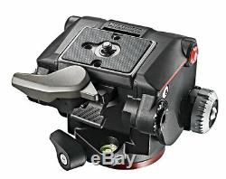 Manfrotto MHXPRO-2W XPRO Fluid Head with Selector + Two Qr Plates for RC2
