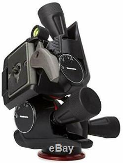 Manfrotto MHXPRO-3WG XPRO Geared Head wBonus Manfrotto 200PL Quick Release Plate
