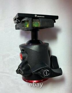 Manfrotto MHXPRO BHQ6 Magnesium Alloy Ball Head with quick-release top plate