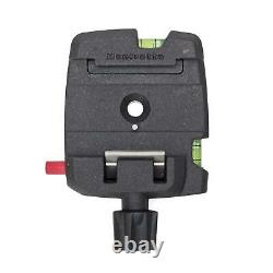Manfrotto MSQ6 Quick Change Adapter with Plate Quick Release Plate MSQ6PL