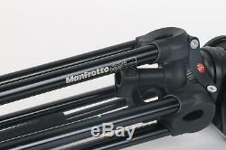 Manfrotto MVT502AM Tripod With MVH500A Fluid Head No Mounting Plate