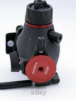 Manfrotto Mvh055m8-q5 Photo/movie Tripod Head With Quick Release Plate
