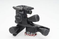 Manfrotto XPRO Geared 3-Way Pan/Tilt Head MHXPRO-3WG withQR Plate #332