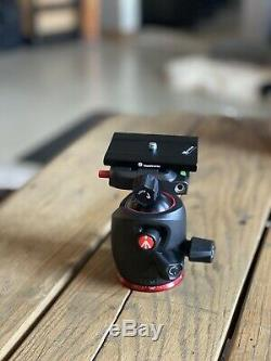 Manfrotto XPRO Magnesium Ball Head with Top Lock Plate (MHXPRO-BHQ6)