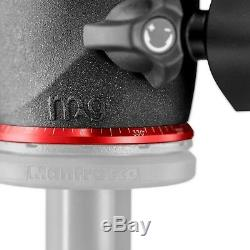 Manfrotto XPRO Magnesium Ball Head with Top Lock plate