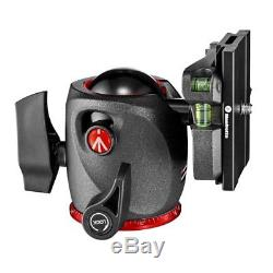 Manfrotto XPRO Magnesium Ball Head with Top Lock plate (BNIB)