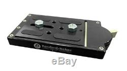 New Ronford-Baker Large Quick Release Plate MFR # RF. 80003