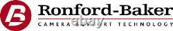 New Ronford-Baker Standard Quick Release Plate MFR # RF. 80001 (RB. 80001)