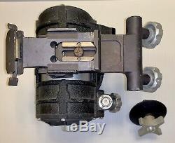 OConnor 50D Head Complete Information Lisand Platform, Plate/ Screw, Handle