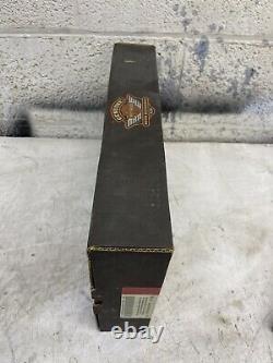 OEM Harley Davidson Quick Release Side Plates Black FXDX FXDP 53834-00 NOS MINT