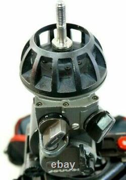 O'connor 515 Fluid Head New Camera Plate Bar Tie Down Knob Warranty Serviced 28l