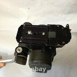 O'connor Ultimate DV Tripod Head Tripod oconner 100mm bowl Touch and Go Plate
