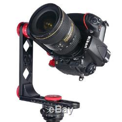 PH-720B 720° Panoramic Ballhead Tripod Ball Head Quick Release Plate for Camera
