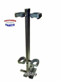 Quick Draw Gun Rack With Quick Release Mounting Plate Honda Pioneer 700 1000