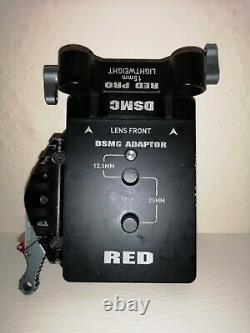 RED Camera Lightweight Production Pack DSMC Assault quick release plate