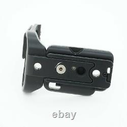 Really Right Stuff BGE20-L L-Plate Set for Canon 5D Mark IV with BG-E20 Grip