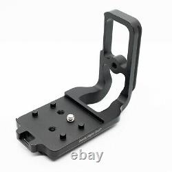 Really Right Stuff BH1-L Plate for Hasselblad H1, H2, H3, H3DII, H4, H5D, & H6D