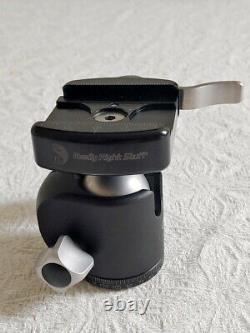 Really Right Stuff BH-30 Ball Head with FULL-SIZE Lever-Release Clamp + QR Plates