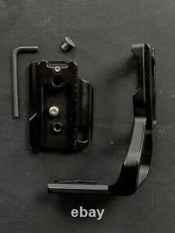 Really Right Stuff L-Plate Canon 5D Mark IV RRS BGE20-L Modular L Bracket With QD
