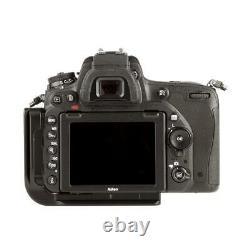 Really Right Stuff L-Plate for Nikon D750 Camera #BD750-L
