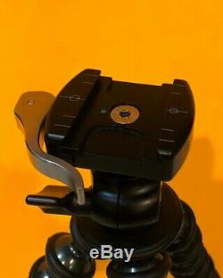 Really Right Stuff RRS BH-25 LR Ball Head with Quick Release Plate Lever 9+