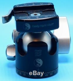 Really Right Stuff RRS BH-40 BALL HEAD BH-40 LR EXC+++++++withPlate
