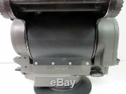 Rebuilt Oconnor 2575B Fluid Head New Handle Base European Quick Plate Warranty