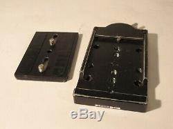 Ronford Plate With Quick Release Plate