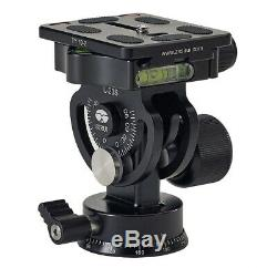 SIRUI L-20S Panorama Tilt Head with Quick Release Plate with YT-70