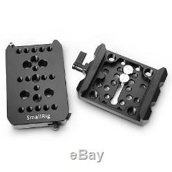 SMALLRIG Quick Release Plate Set, Dovetail Kit for ARRI Standard Plate and Clamp