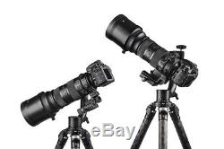 SUNWAYFOTO GH-01 Arca / RRS Compatible CF Gimbal Head inc Case & QR Plate Sunway