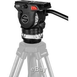 Sachtler Ace XL Fluid Head 75mm Bowl Slide In Camera Plate Pan Bar S2150-0004