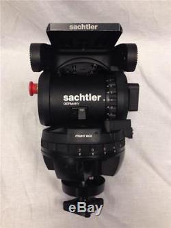 Sachtler Cine 30 HD 3983 Fluid Tripod Head With Quick Release Plate
