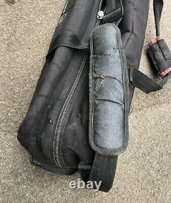 Sachtler DV 8 SB Head Aluminum Tripod ENG 75mm Bowl Plate Handle Spreader Bag