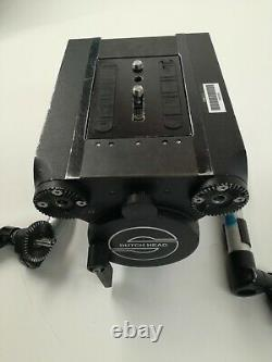 Sachtler Dutch Head with 2x Handles and quick release plate