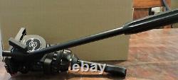 Sachtler FSB 6 Fluid Head with Sideload Camera Plate & Pan Bar MFR #0407, plate