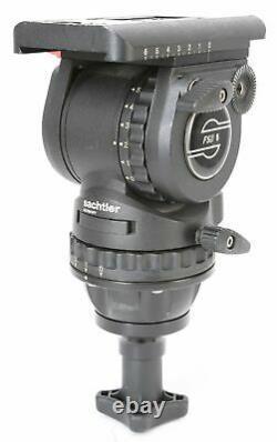 Sachtler FSB 8 Fluid Head Tripod Ball Mount Head with Quick Release Plate