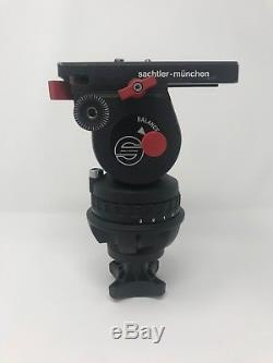 Sachtler Video 14II Head With Speed Plate & Arm Great Condition Free Shipping