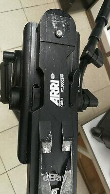 Sachtler Video 18 S2 Tripod with Arri QRP-1 K2.0000399 Quick Release Plate