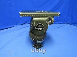 Sachtler Video 20P Tripod Head with 100mm ball, quick release plate