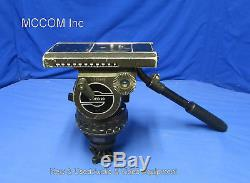 Sachtler Video 20 Fluid Head with handle, quick release plate
