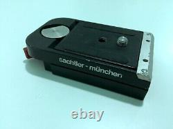 Sachtler camera Quick Release plate (Touch and Go)