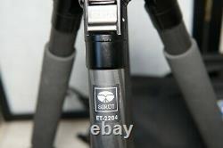 Sirui ET-2204 Carbon Fiber Tripod with E-20 Ball Head and Spare QR Plate (2)