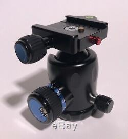Sirui K-20x Ball Head with Quick-Release Plate (K20X)