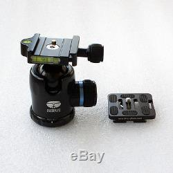 Sirui K-20x Ball Head with quick release plate