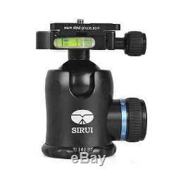 Sirui K-30X K30X Ball Head Pro Tripod Head With TY-60X Quick Release Plate