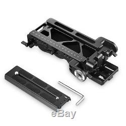 SmallRig Quick Release Shoulder Plate for Sony VCT-14 Tripod Adapter with Rosett