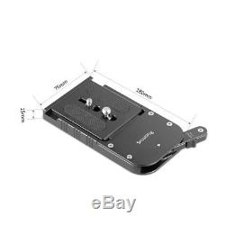 SmallRig Touch and Go Quick Release Plate Kit with 1/4 & 3/8 Holes 2128